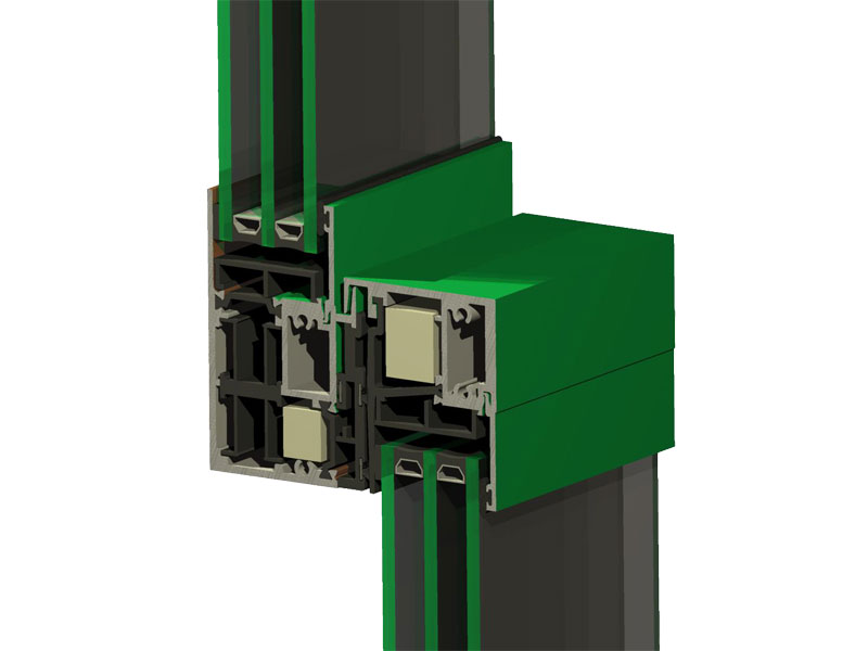 XTherm Series HX45 Double Hung, FX45 Fixed